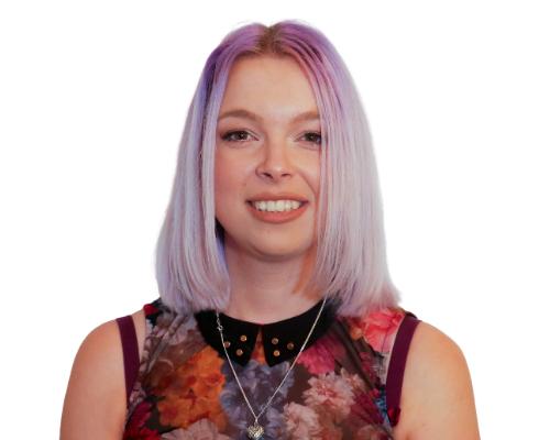 Alicia Dickson - Meet the Team Photo